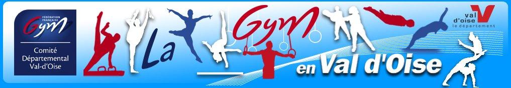 Comité Départemental de Gymnastique du Val d'Oise (95)