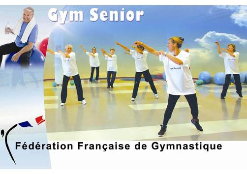 La gymnastique sénior