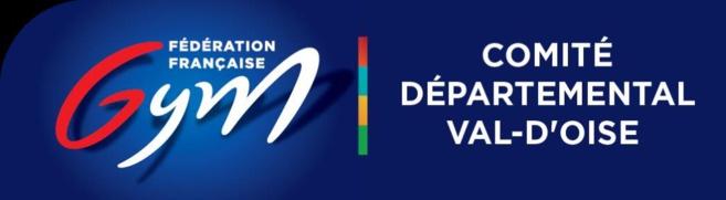 Résultat des élections du CDVO Gym mandature 2020-2024