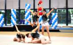 Championnat IDF Gymnastique Rythmique les 13 & 14 mai au CDFAS