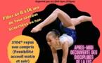 Stage d'été en Gymnastique Artistique Féminine du 28.06 au 02.07.2021 à Argenteuil