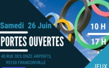 1ère édition de l'ALBOLYMPIC GAME samedi 26 juin de 10h à 17h à Franconville